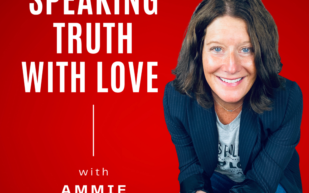 Hey Everyone! I'm so excited to announce my new Podcast: Ammie Bouwman ~ Speaking Truth with Love! Make sure to subscribe! I pray it will be a blessing!