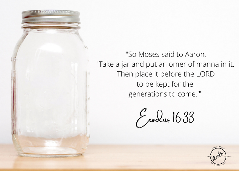 The Jar of Manna