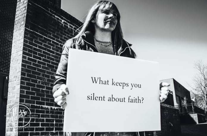 What Keeps You Silent About FAITH?